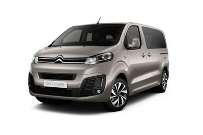 Citroen SpaceTourer MPV e-SpaceTourer M 5Dr Elec 50kWh 100KW FWD 136PS Business MPV Auto [9Seat 11kW Charger]