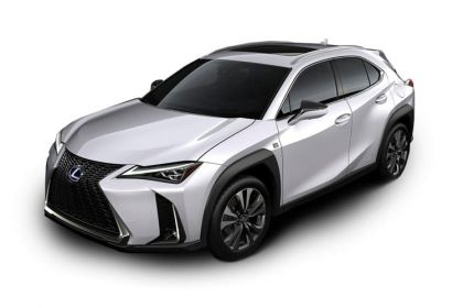 Lease Lexus UX car leasing