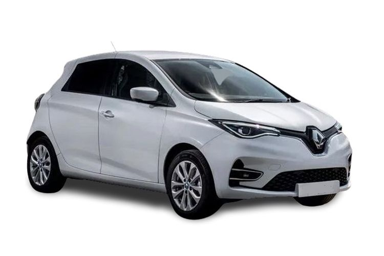 Renault Zoe Van E R110 52kWh 80KW FWD 107PS i Business Van Auto back view