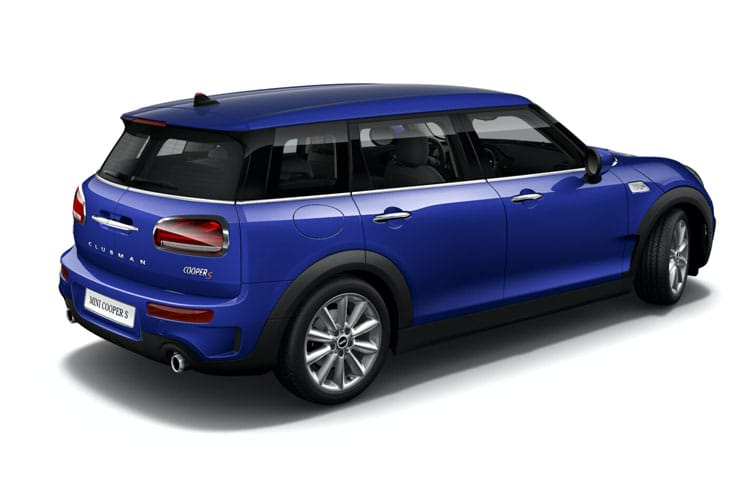 MINI Clubman Cooper S 2.0  178PS Classic 6Dr Steptronic [Start Stop] [Comfort] back view