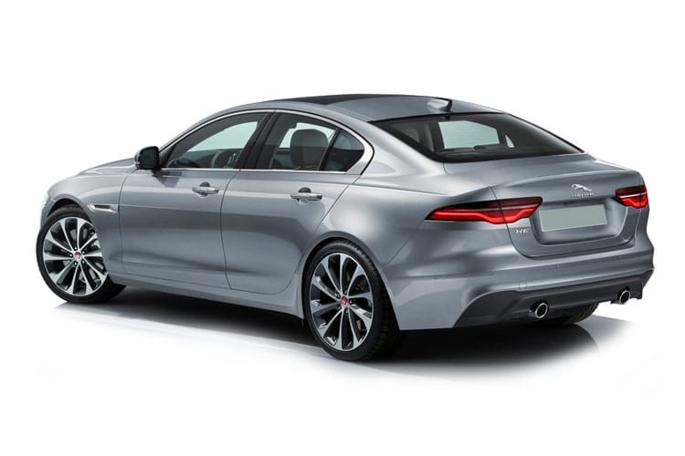 Jaguar XE Saloon AWD 2.0 i 300PS R-Dynamic HSE 4Dr Auto [Start Stop] back view