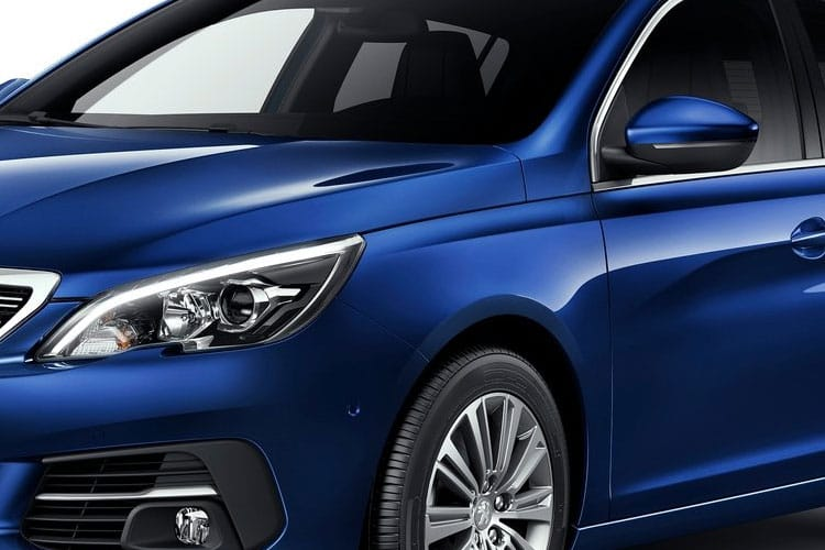 Peugeot 308 Hatch 5Dr 1.2 PureTech 130PS Allure Premium 5Dr Manual [Start Stop] detail view
