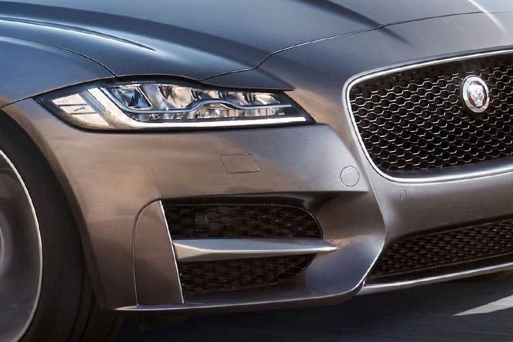 Jaguar XF Sportbrake 2.0 d MHEV 204PS SE 5Dr Auto [Start Stop] detail view