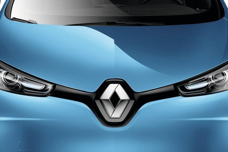 Renault Zoe Hatch 5Dr E R135 52kWh 100KW 134PS i Iconic 5Dr Auto detail view