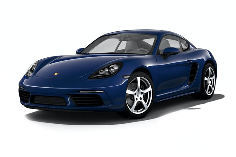 Porsche 718 Cayman Coupe 2.0 T 300PS  2Dr Manual [Start Stop] front view