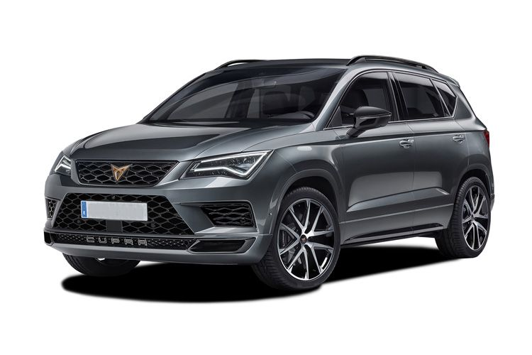 CUPRA Ateca SUV 4Drive 2.0 TSI 300PS VZ1 5Dr DSG [Start Stop] front view