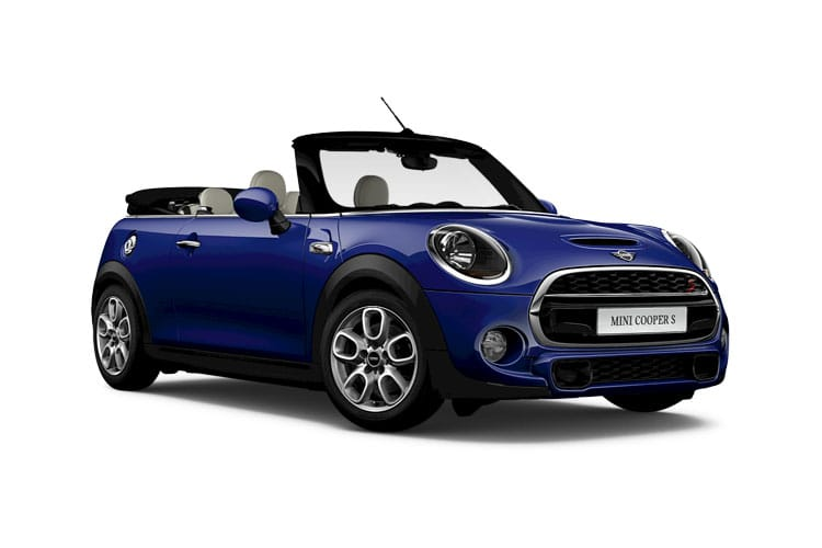 MINI Convertible Cooper S 2.0  178PS Classic 2Dr Steptronic [Start Stop] [Comfort] front view