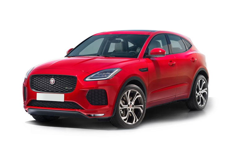 Jaguar E-PACE SUV AWD 2.0 i MHEV 200PS S 5Dr Auto [Start Stop] front view