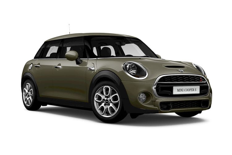 MINI Hatch 5Dr Cooper S 2.0  178PS Exclusive 5Dr Manual [Start Stop] front view