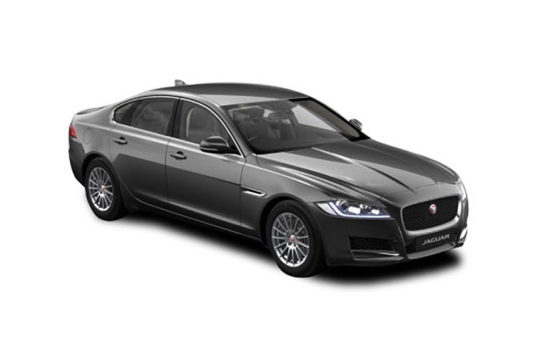 Jaguar XF Saloon 2.0 i 250PS R-Dynamic S 4Dr Auto [Start Stop] front view