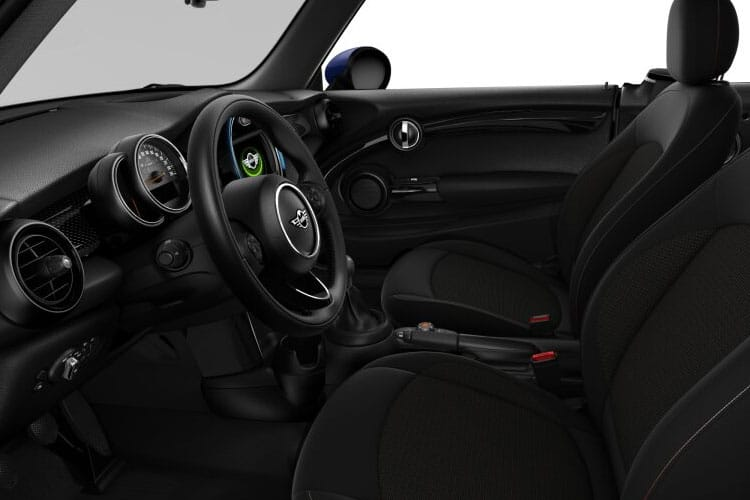 MINI Convertible Cooper S 2.0  178PS Classic 2Dr Steptronic [Start Stop] [Comfort] inside view