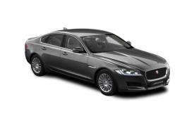 Jaguar XF Saloon car leasing